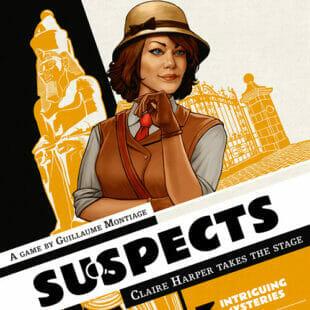 Suspects – Dans les traces d'Agatha Christie
