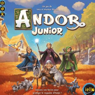 Andor Junior, troll des familles