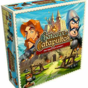 Châteaux et Catapultes : Mon Royaume pour un Boulet