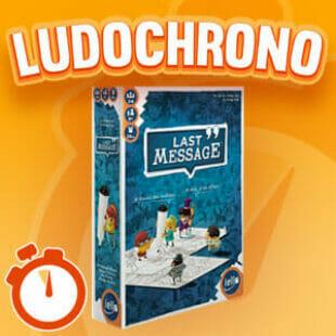 LUDOCHRONO –  Last Message