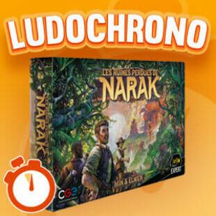 LUDOCHRONO – Les Ruines Perdues de Narak