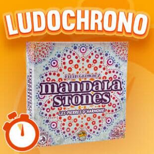 LUDOCHRONO – Mandala stones