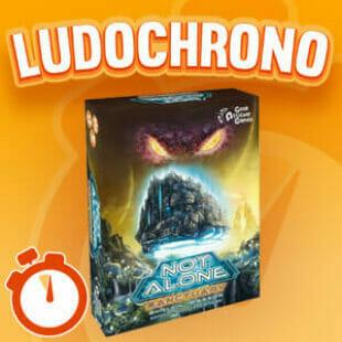 LUDOCHRONO – Not Alone: Sanctuary