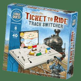 Les aventuriers du rail Le défi des locos