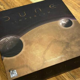 Dune Imperium : Deck-building épicé