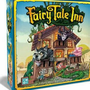 Zoom sur Fairy Tales Inn de Remo Conzadori et Paolo Mori
