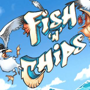 Fish 'n' Chips : Poissons à l'apéro !