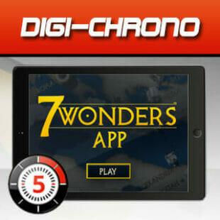 DigiChrono – 7 Wonders Application