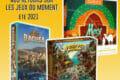 [#DLV] LES JEUX DU MOMENT : Ragusa – Merv – La Baie des marchands