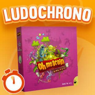 LUDOCHRONO – Oh my brain