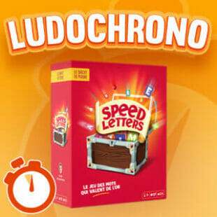 LUDOCHRONO – Speed Letters