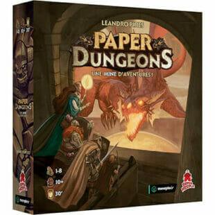 Paper Dungeons : Terrassez les monstres d'un coup de crayon !