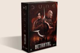 Gale Force Nine annonce Dune: Betrayal, un jeu de déduction sociale