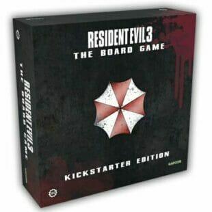 Resident Evil 3 : Where is My Umbrella