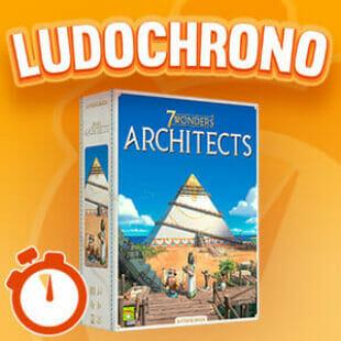LUDOCHRONO – 7 Wonders Architects
