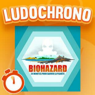 LUDOCHRONO – Biohazard