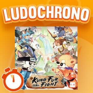 LUDOCHRONO – Kung fur fight