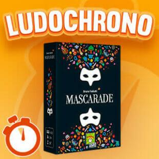 LUDOCHRONO – Mascarade