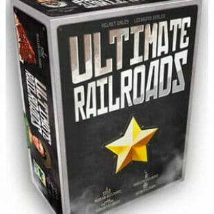 Après Russian Railroads, Ultimate Railroads entre en gare