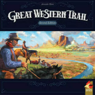 Great Western Trail : Second Edition