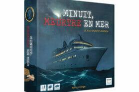 Minuit, meurtre en mer : le crime frappe toujours plusieurs fois