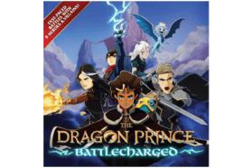 Le Prince des Dragons arrive en jeu de société