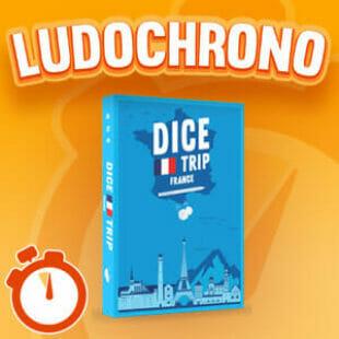 LUDOCHRONO – Dice Trip: France