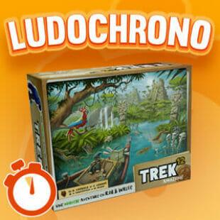 LUDOCHRONO – Trek 12 – Amazonie
