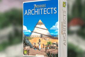 7 Wonders agrandit sa famille avec 7 Wonders Architects