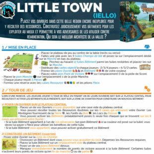 Règle express : fiche résumé Little Town