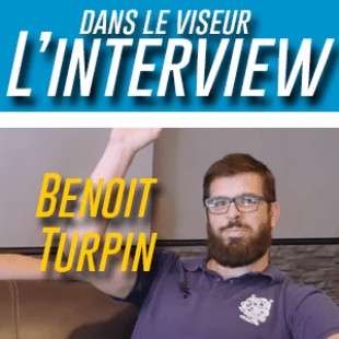 #DLV : PODCAST Interview – Benoit Turpin : Welcome to the Moon, Welcome, Blue Cocker et d'autres projets