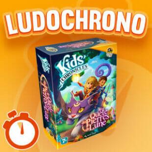 LUDOCHRONO –  Kids Chronicles : La Quête des Pierres de Lune