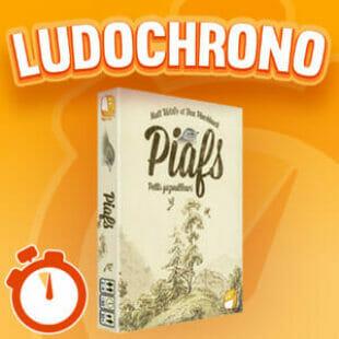 LUDOCHRONO – Piafs