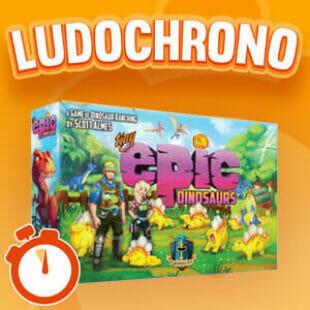 LUDOCHRONO – Tiny Epic Dinosaurs