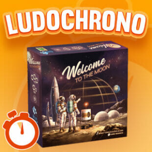 LUDOCHRONO – Welcome to the Moon