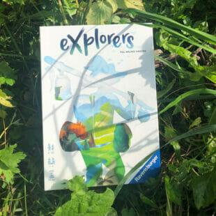 eXplorers : Terra incognita ?
