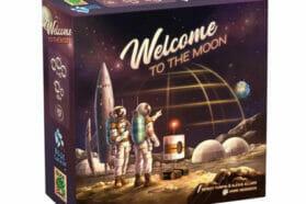 Welcome to the Moon sur la base de lancement